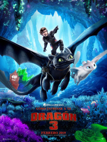 Peques al cine – Cómo entrenar a tu dragón 3