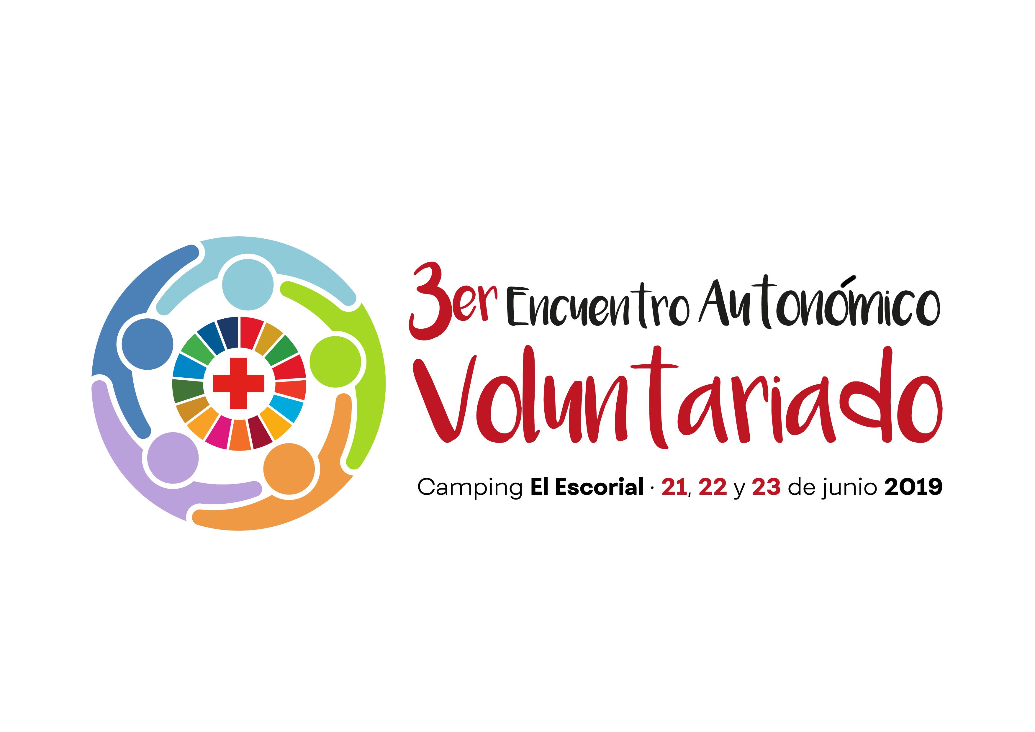 Logo 3 encuentro Voluntariado